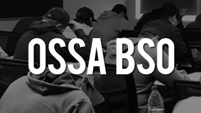 OSSA BSO Course Replaces Regional Orientation